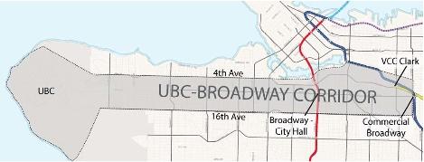Broadway Corridor