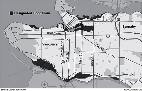Vancouver Flood Plain