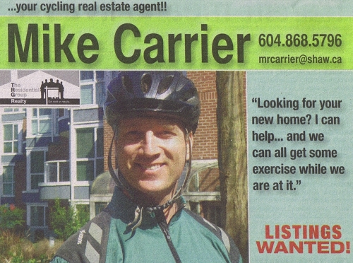 Cycling Real Estate