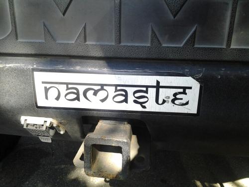 Hummer Namaste