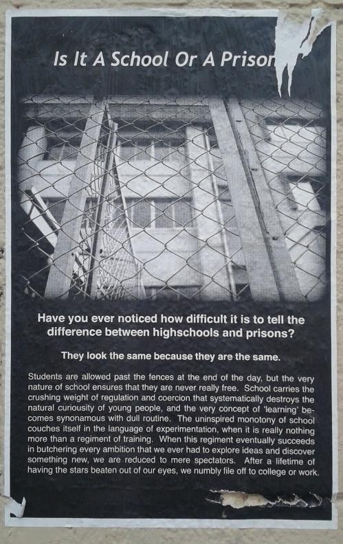 School or Prison