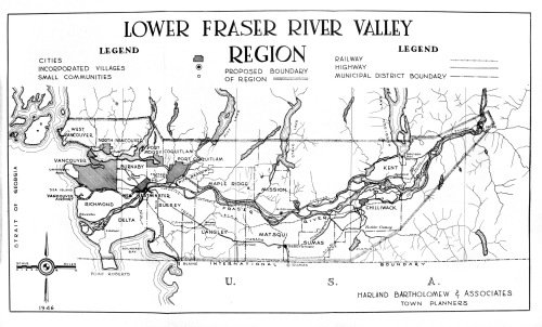 Lower Mainland 1946