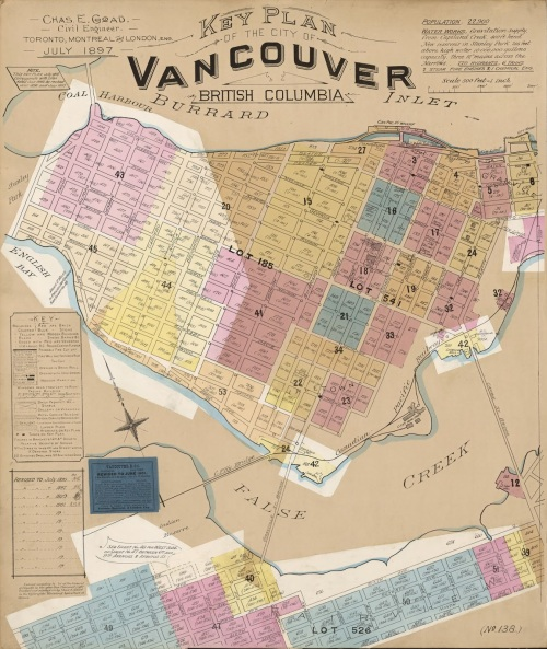 1897-1901 - Key Map A