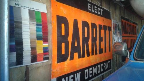 Elect Barrett