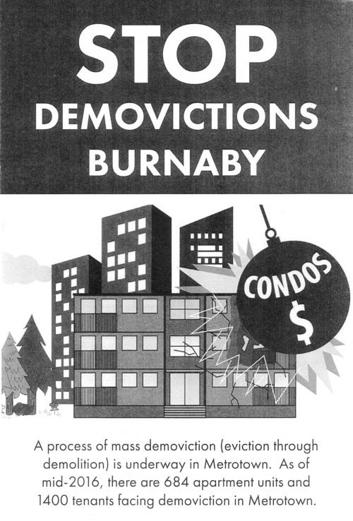 Demovictions