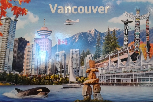 Tourist Vancouver