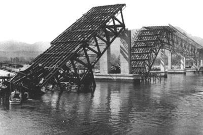 Second Narrows Bridge Collapse