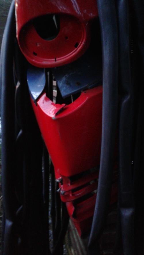 Mask 3 Detail